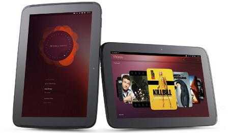 Ubuntu lo intenta ahora con los tablets