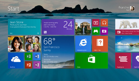 Ya disponible la preview de Windows 8.1