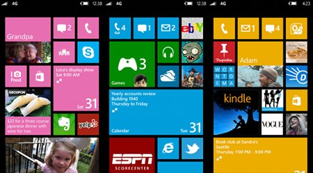 Así será Windows Phone 8