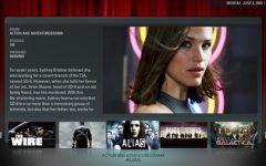XBMC, nuevo media center para Android