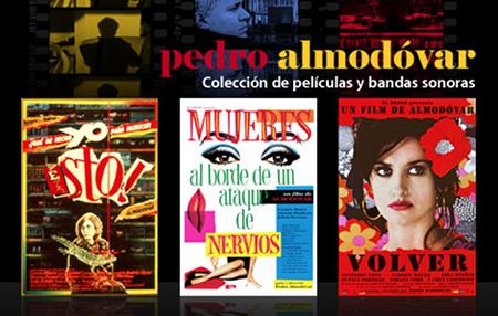 Pedro Almodovar llega a iTunes