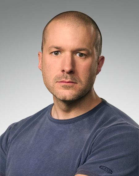 Jonathan Ive. Foto oficial de Apple