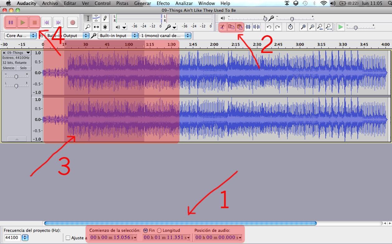 Editor de audio gratis para profesionales