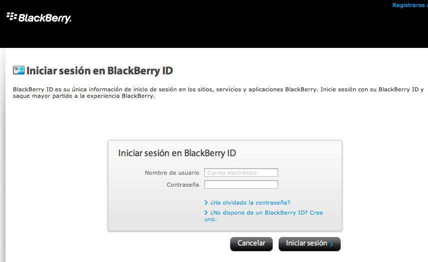 blackberry protect online