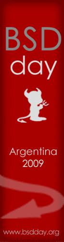 BSD Day 2009 en Argentina!