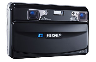Cámara compacta 3D Fujifilm
