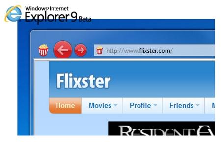 Beta p blica de internet explorer 9 a disposici n de los for Definicion de beta