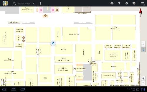 App de Google para el CES de Las Vegas