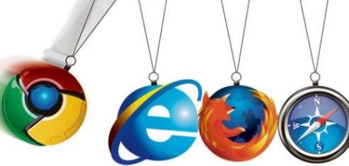 Chrome ascendió al tercer lugar de los navegadores