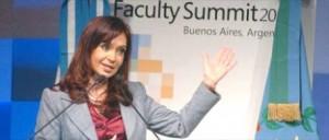 "Cristina Kirchner: vuelven las ""relaciones carnales"" con Bill Gates"