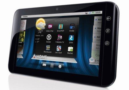 Las tabletas que se presentaron en la CES 2011