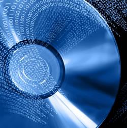 100 DVDs en un solo disco holográfico