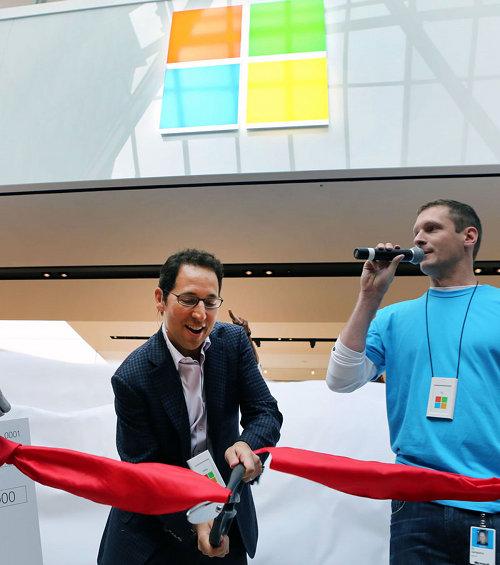 Microsoft renueva su imagen
