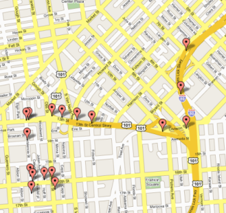 Sistema GPS gratis de Google para celulares