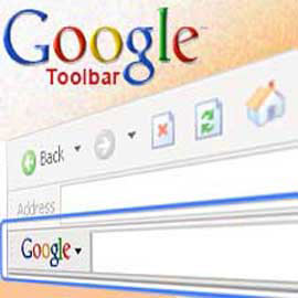 how to move google toolbar