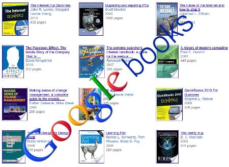 Google se pone a vender libros