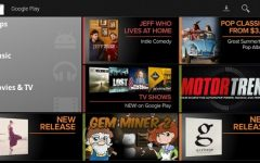 Se renueva Play para Google TV