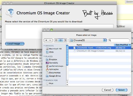 Cómo instalar Chrome OS