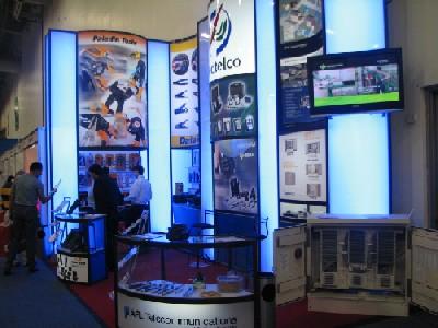 México se vistió de tecnología con EXPO COMM 2009