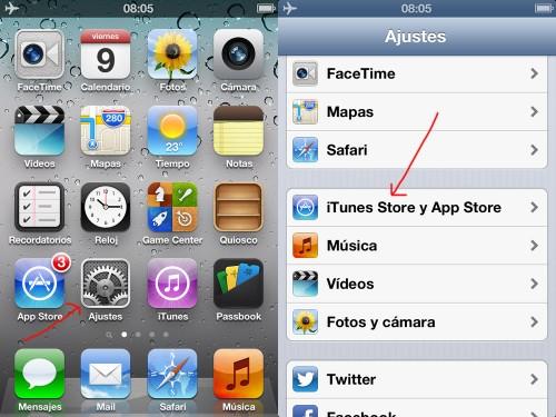 Cómo descargar aplicaciones con iPhone, iPad y iPod Touch