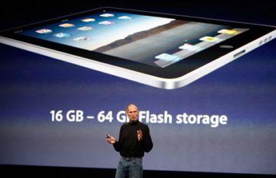 El iPad de Apple: para Jobs revolucionario, para otros decepcionante