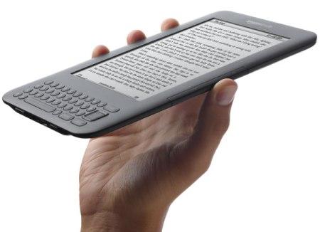 Nuevo Kindle: más barato, de menor tamaño y wireless
