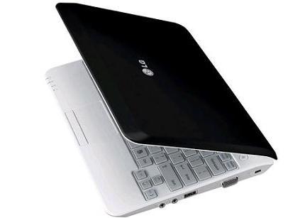 LG y su netbook X140