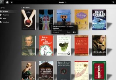 Nueva plataforma para libros electrónicos