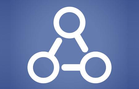 El logo de Graph Search