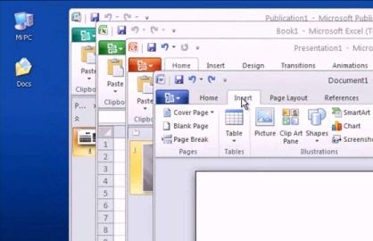 Lista la nueva versión del Office 2010 de Microsoft