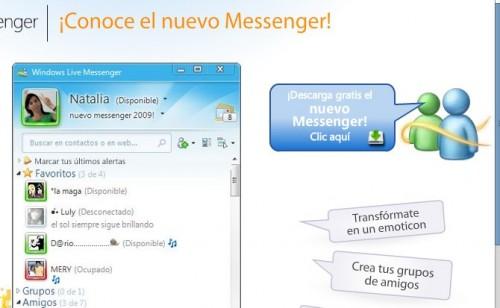 Razones para NO tener el nuevo Messenger. ¡Conocelas aquí y bajate el nuevo aMSN!