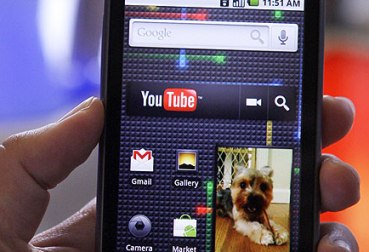 Nexus One de Google ya está en el mercado