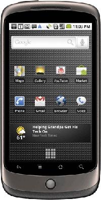 Nexus One se convierte en el teléfono para desarrolladores de Android