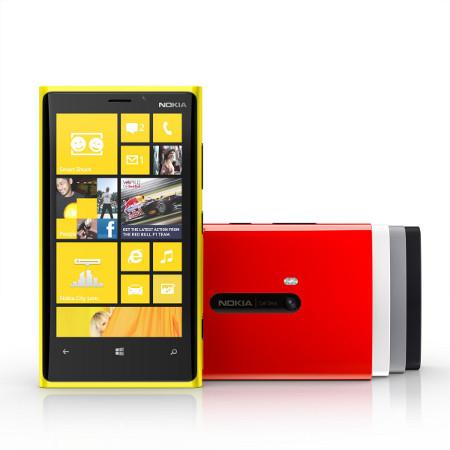 El Nokia Lumia 920