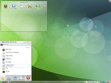 Lanzada openSUSE 11.3