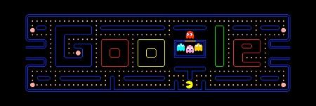 El Pac-man de Google crea adicción en la Red