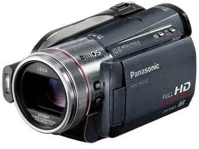 Videocámara Panasonic HDC-HS350