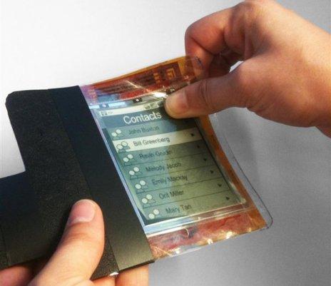 Paperphone, ¿un smartphone o un papel inteligente?