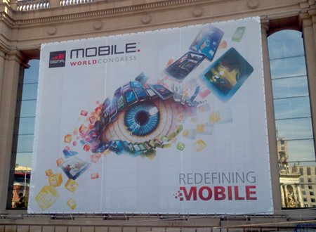 Así vi el Mobile World Congress