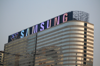 Apple gana, Samsung pierde