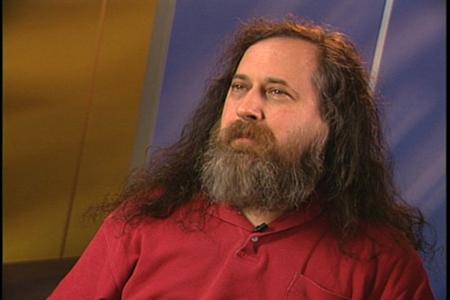 Richard Stallman. De su sitio web