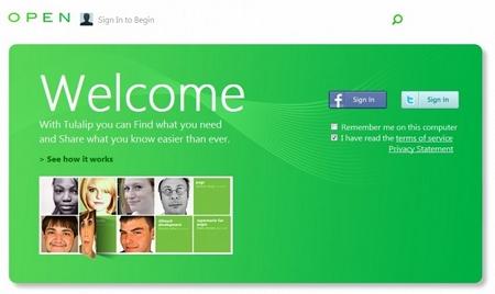 Error podría haber revelado el interés de Microsoft por las redes sociales