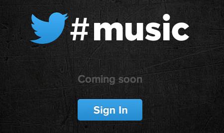 Twitter Music, en breve