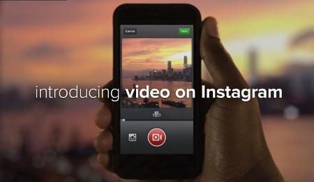 Instagram lanza vídeo de 6 segundos
