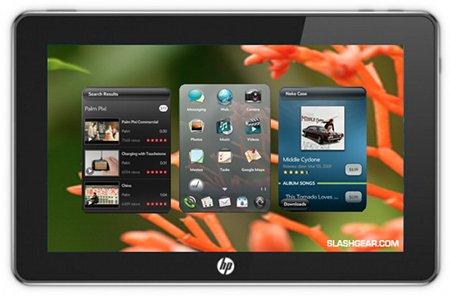 HP abre WebOS